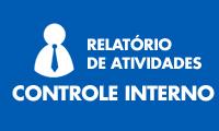 Relatório de atividades do Controle Interno