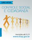 Controladoria lança novo curso virtual sobre controle social