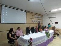 A Câmara Municipal de Porto Murtinho presta homenagem para as mulheres Murtinhenses.