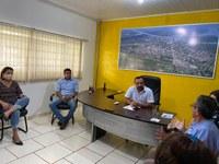 A convite da Mesa Diretora da Câmara prefeito explica primeiros trabalhos que serão executados