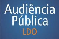 Convocação de Audiência Pública para discussão da LDO 2018