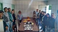 Café da manhã em comemoração ao dia do Trabalhador