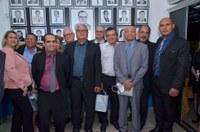 Câmara de Vereadores de Murtinho inaugura Galeria de ex-presidentes Paulo Carlos de Abreu