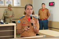 Capelão do Corpo de Bombeiros realiza palestra de prevenção ao suicídio na Câmara de Porto Murtinho.
