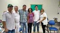 Doação de Aparelhos de Ar Condicionados para o Hospital Oscar Ramirez
