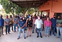 Empresários se reúnem com vereadores e reivindicam Polo Industrial em Murtinho