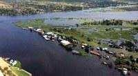 Itaipu vai bancar construção  de ponte entre Porto Murtinho e Carmelo Peralta.