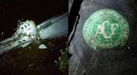Luto em Santa Catarina: 76 morrem em queda de avião