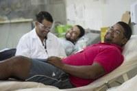 Menos de 2% da população doa sangue regularmente, diz Ministério da Saúde