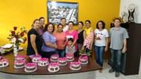 Mulheres do Legislativo recebem homenagens e presentes