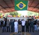 Presidente Rodrigo Froés prestigia solenidade ao dia do Marinheiro