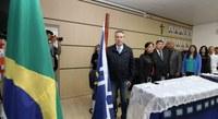 Sessão Solene alusiva á comemoração do aniversário de 105 anos da cidade de Porto Murtinho.