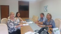 Sirley Pacheco e Sérgio Bacha buscam regularização de casas no Residêncial Dom Pepe