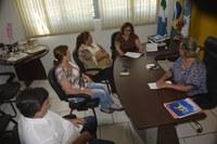 Sirley Pacheco recebe visita de vereadoras eleitas