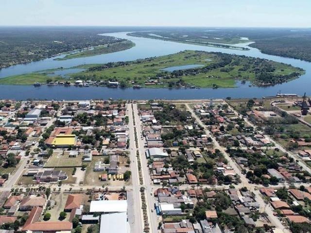 Temer confirma construção de ponte em Porto Murtinho sobre o rio Paraguai.