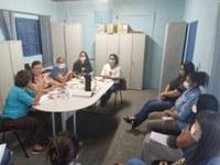 Vereadoras de Porto Murtinho firmam parcerias para campanha Agosto Lilás