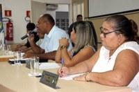 Vereadores cobram melhorias na iluminação pública na 3ª Sessão Ordinária.