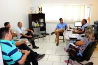 Vereadores de Porto Murtinho se reúnem com representantes da empresa ENERGISA.