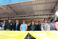 Vereadores participam do desfile Cívico de 7 de setembro