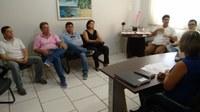 Vereadores reuniram-se para tratar de assuntos do interesse da Comunidade